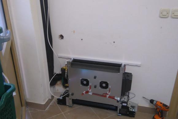 Ugradnja ventilokonvektora